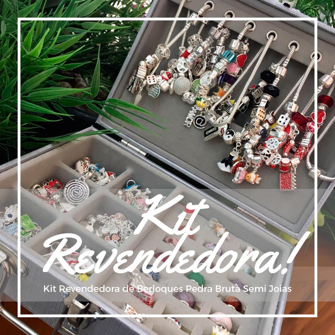 05915971d25 Kit Revendedora de Berloques da Pedra Bruta Semi Joias